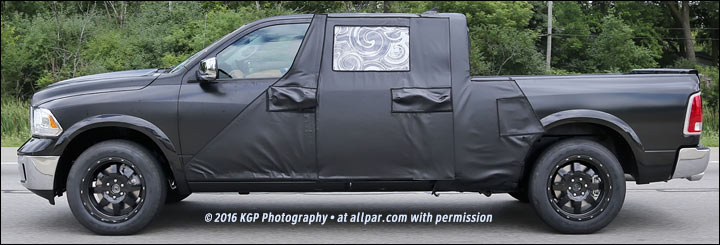 2019 Ram 1500 pickup trucks (DT): What we see coming down ...