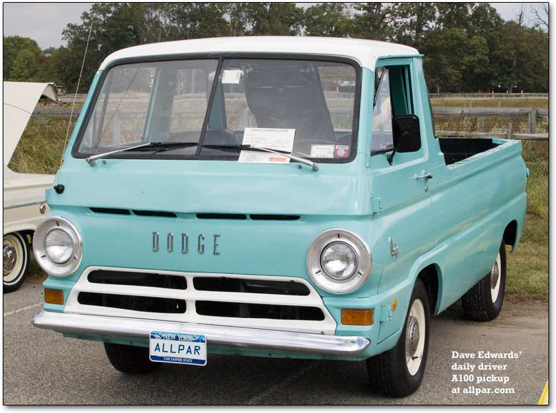 Dodge A100 Truck for Sale