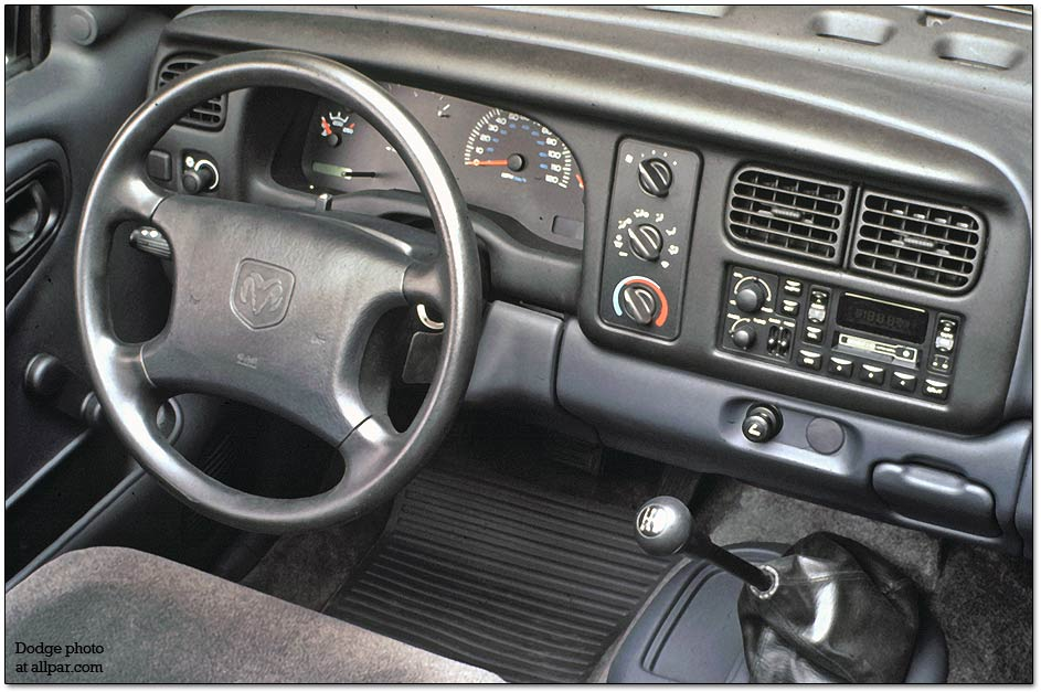 1997 dakota interior dodge dakota, 1997 2004 interior and trim  at bayanpartner.co