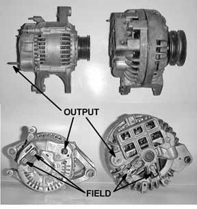 10 vintage chrysler electrical repairs and updates 81 Dodge Alternator Diagram at creativeand.co